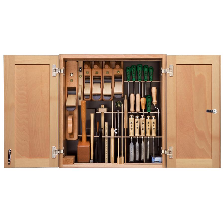 ULMIA Werkzeugschrank Modell 40 leer oder mit 37 Werkzeugen | gm ...